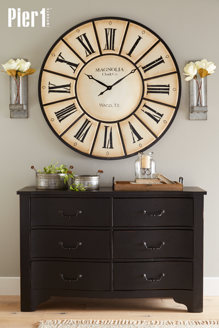 Part Of The Magnolia Home By Joanna Gaines Collection The La Grange Dresser Is A Stunning Accent Piec Country House Decor Home Decor French Country Decorating