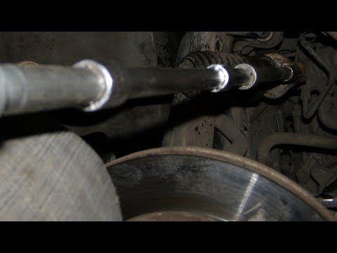 Как сделать рулевую тягу своими руками 820