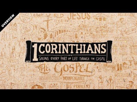 Overview 1 Corinthians YouTube 1 corinthians