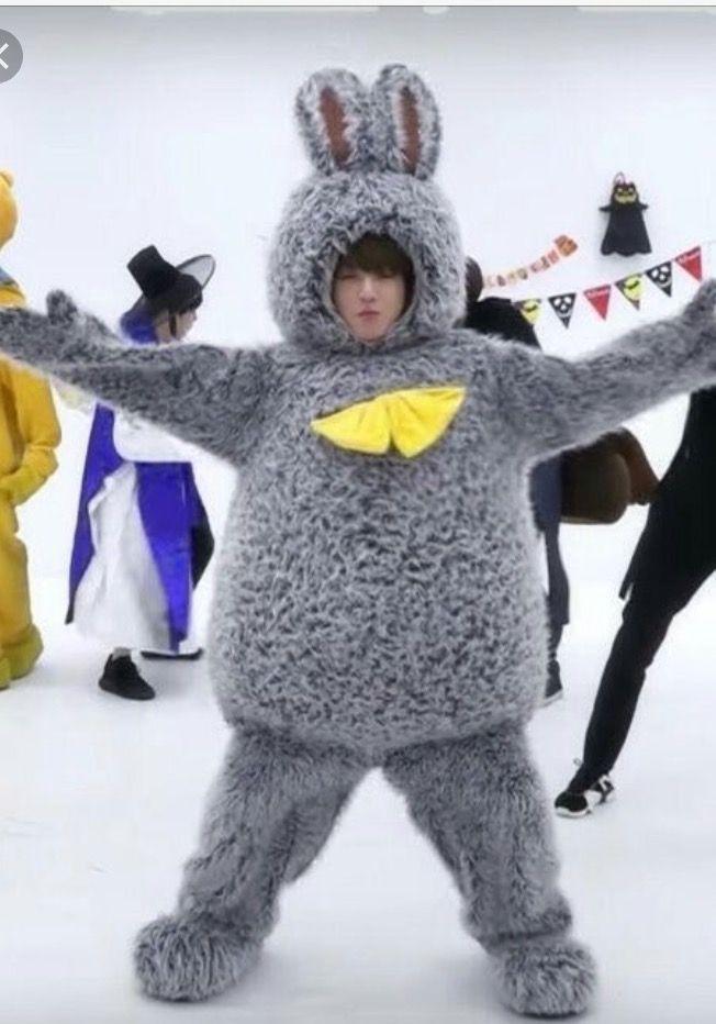 Bunny Jungkook costume