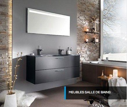 Des meubles de salles de bains vertigineux !   SALLE DE BAIN ...