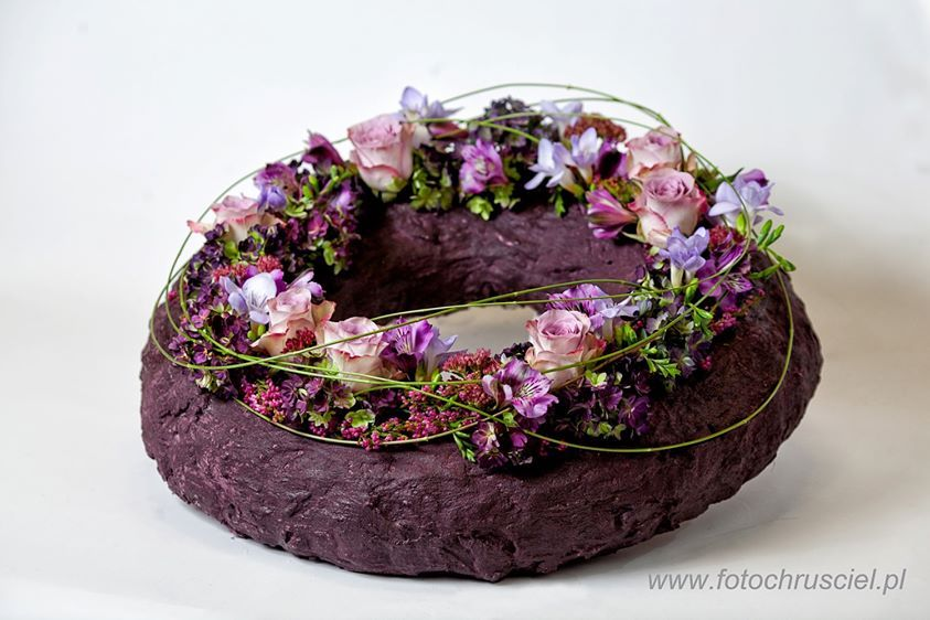 by Edyta Funeral Pinterest Funeral, Wreaths and ...