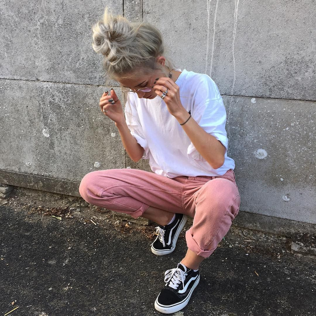 a6c5348f8ea5 Prelude to Reality Pink Pants Outfit