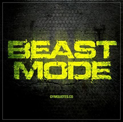 Fitness Motivacin Quotes Beast Mode Gym 44 Ideas #quotes #fitness
