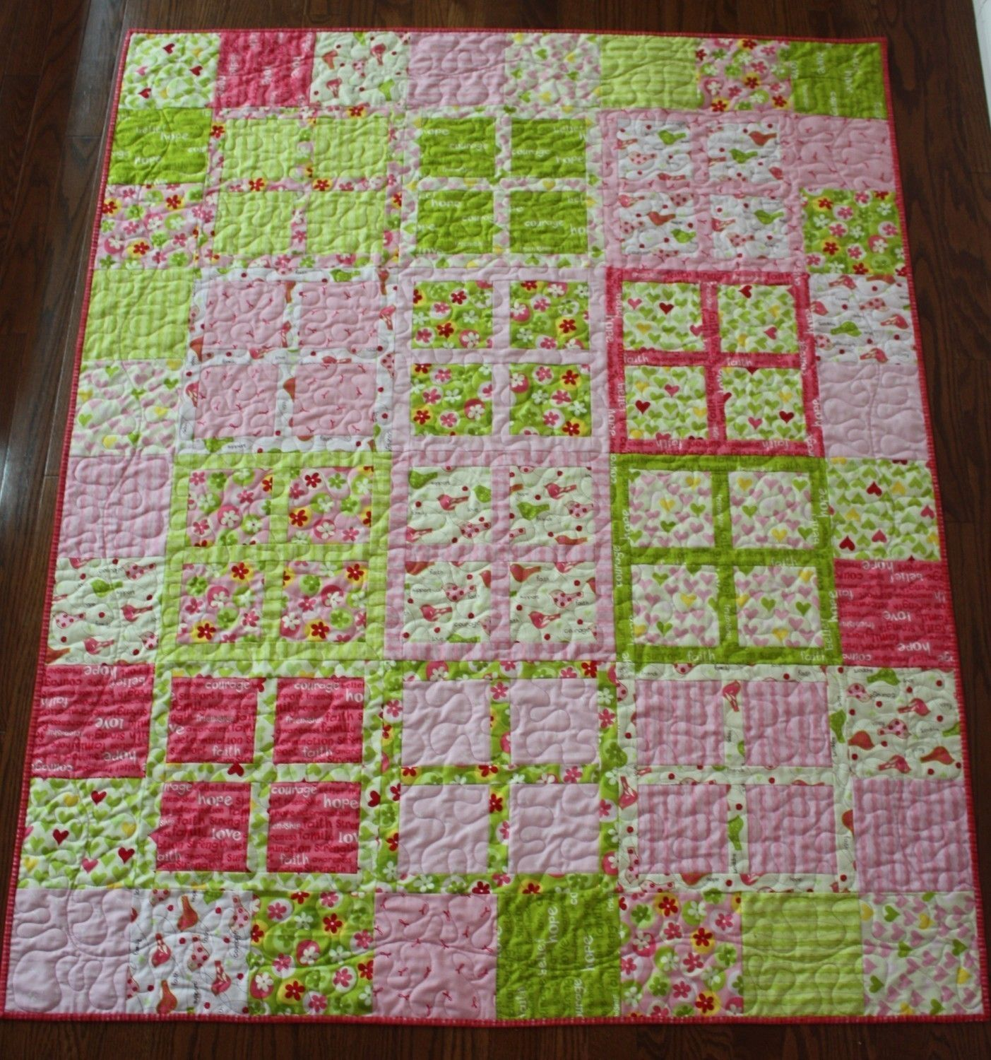 Beginner Quilt Patterns For Quilting: The 25+ Best Beginner Quilt Patterns Ideas On Pinterest