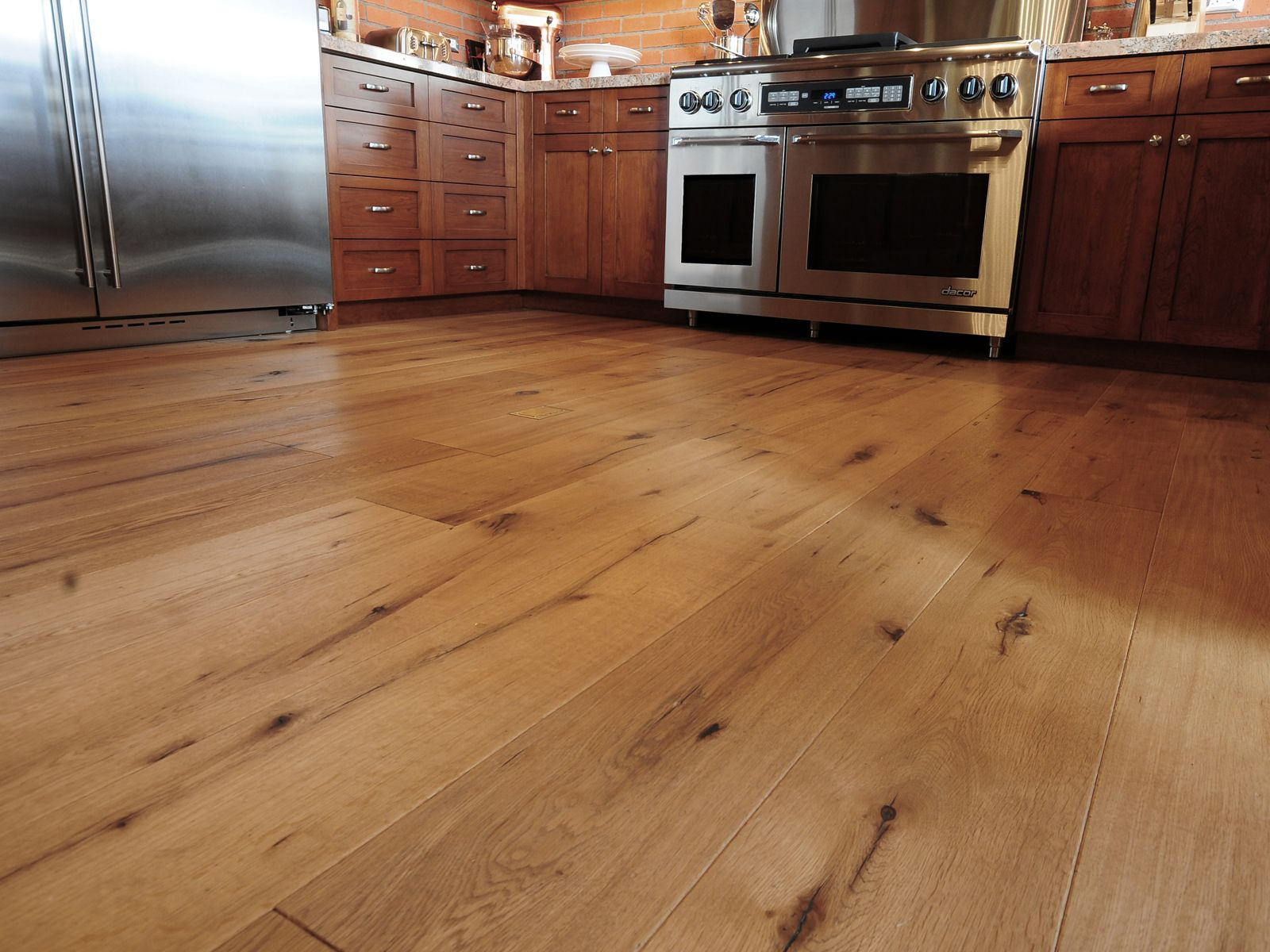 Project Gallery The Chateau Collection Natural White Oak Hardwood