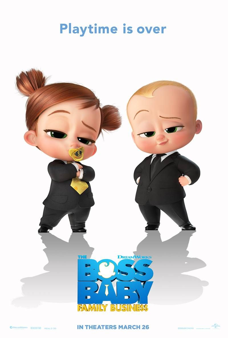 The Boss Baby Family Business Will Stream On Day Date Of Theatrical Release In 2021 Boss Baby Family Business Free Movies Online