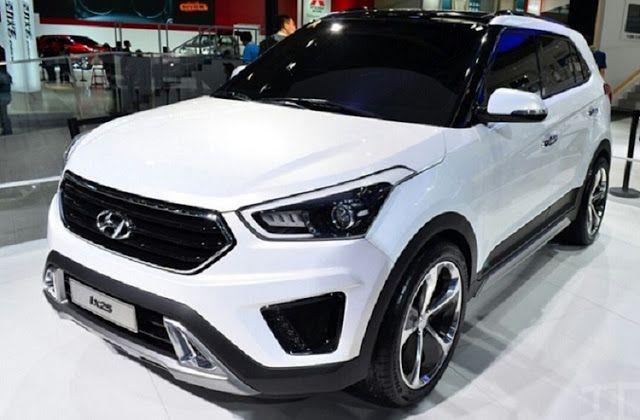 New And Used Cars 2017 Hyundai Ix25 Hyundai Hyundai Suv Suv
