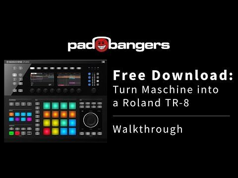 Mach eine TR-8 aus deiner Maschine! [YouTube Pick des Tages] - http://www.delamar.de/tutorials/tr-8-maschine-30299/?utm_source=Pinterest&utm_medium=post-id%2B30299&utm_campaign=autopost