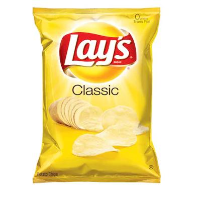 Lay S 2 5 Oz Potato Chips Lowes Com In 2021 Potato Chips Lays Potato Chips Lays Chips Flavors