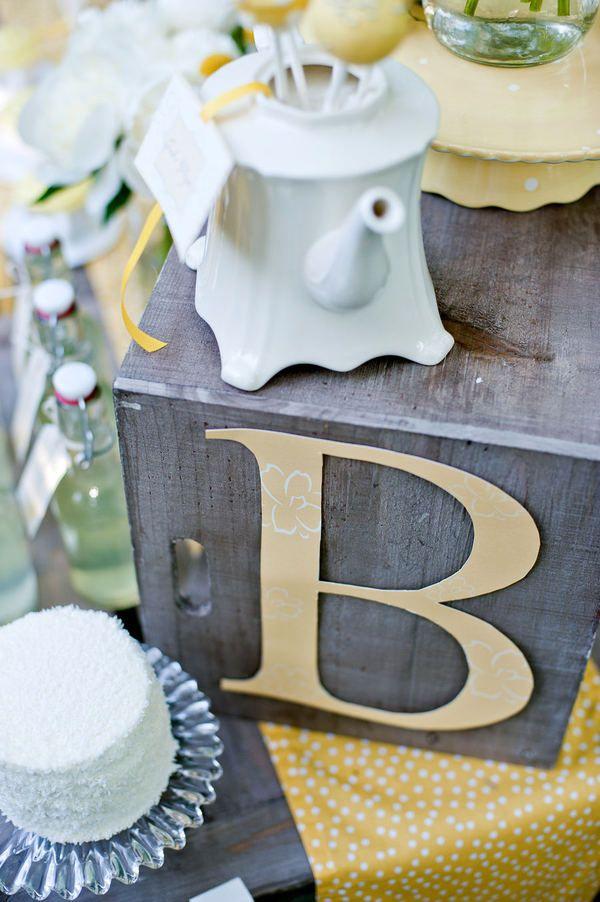 Photography: Krista Fox Photography - kristafox.com Concept, Decor, and Floral Design: Design 2 Decor - design2decor.com  Read More: http://www.stylemepretty.com/2011/07/22/tea-party-photo-shoot-by-design2decor-inc-visions-of-platinum-garnet/