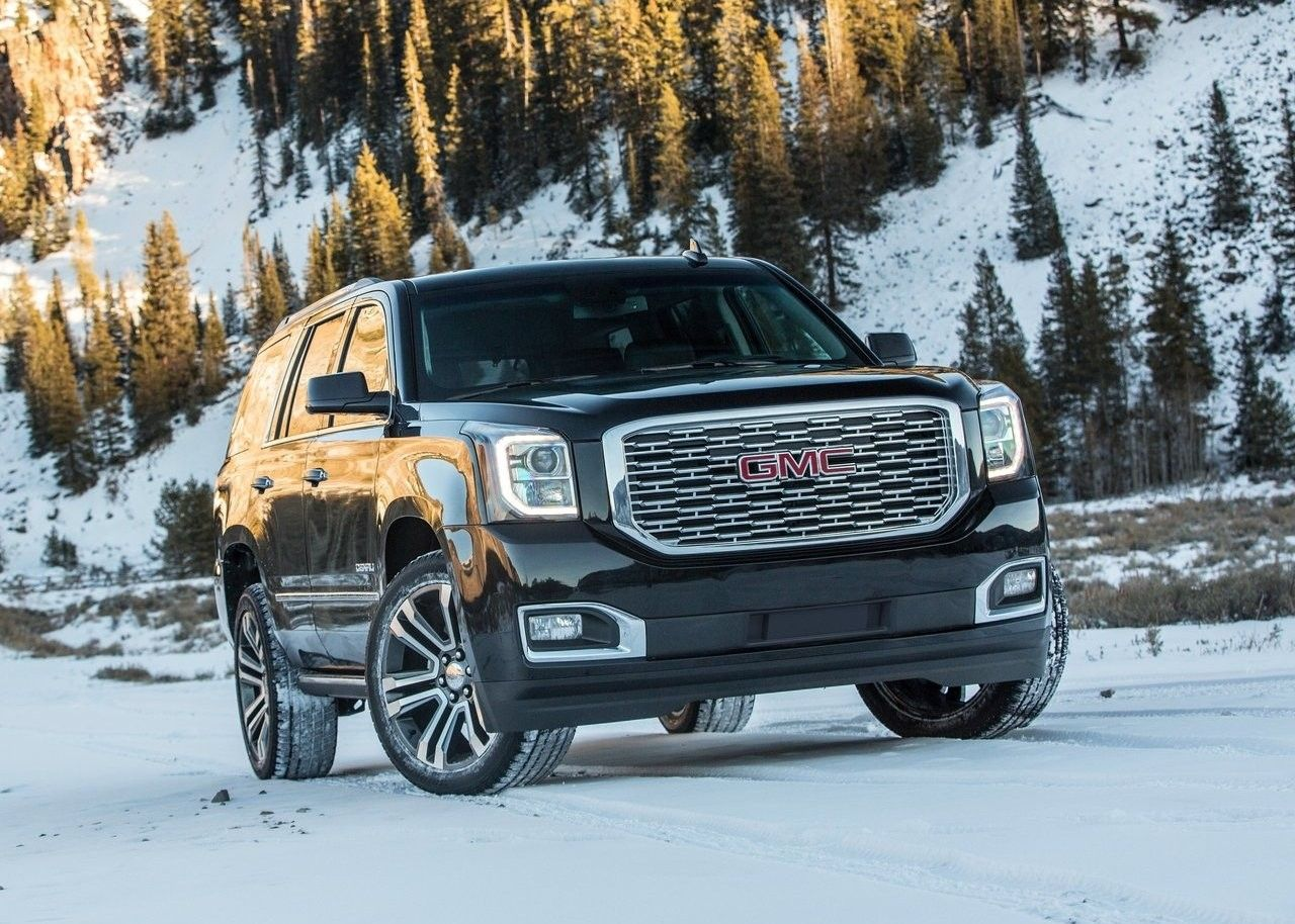 The 2019 Chevrolet Yukon New Interior Yukon Denali Gmc Yukon Denali Gmc Yukon