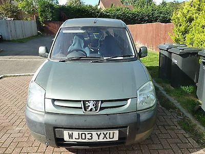 eBay: Peugeot Partner Combi 2.0 HDI spares or repair #carparts ...