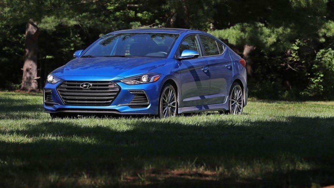 2018 Hyundai Elantra GT Sport Quick Spin More than just