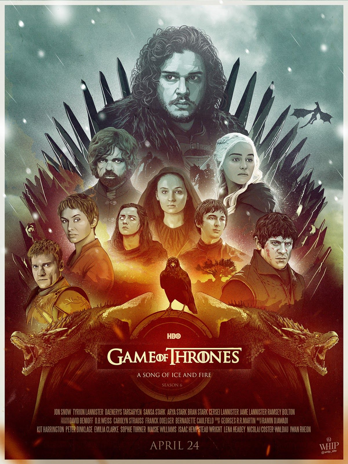 France Culture Game Of Thrones : france, culture, thrones, Thrones, Souliers, Maxime, Poster,