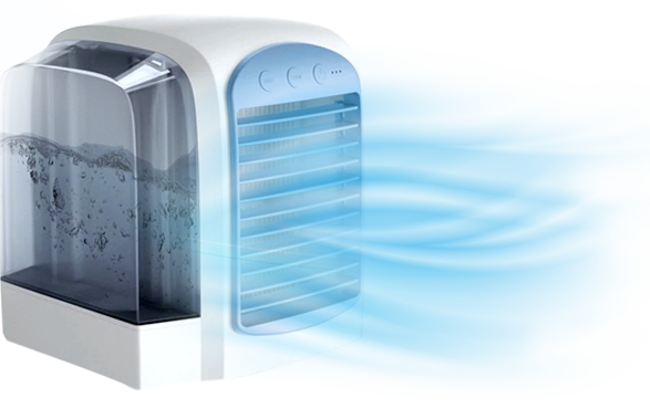 Secure Order ZenCooler Air cooler, Portable air