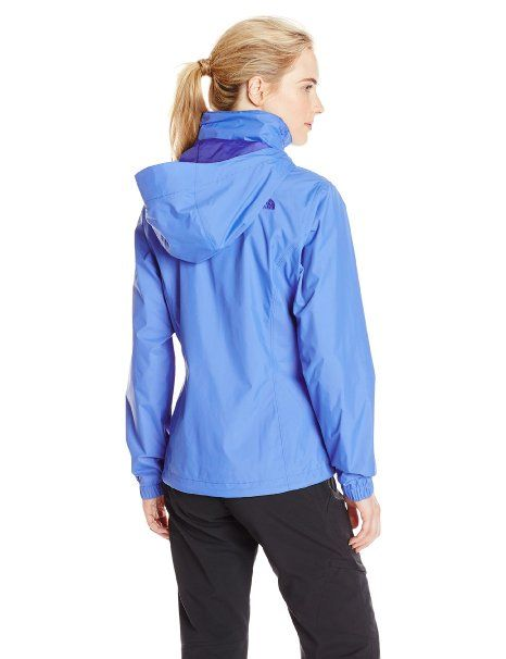 a103ab81e6e Amazon.com  The North Face Women s Resolve Jacket  Coastline Blue ...
