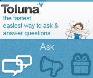 Earn Cash or Free Stuff with Toluna Online Surveys and Product Testing #onlinesurveys