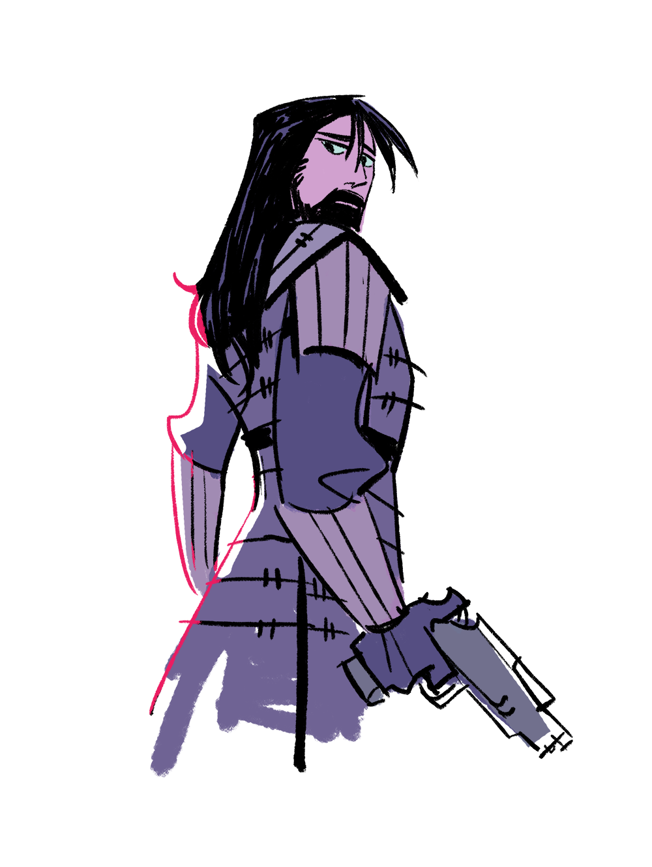 Jonna Li Have Some More Samurai Jack Stuff I Drew Over Samurai Jack Dibujos Dibujos Artisticos