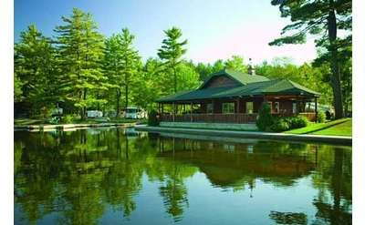 Campgrounds In Saratoga Springs NY: Tent Sites, RV Camping Resorts ...