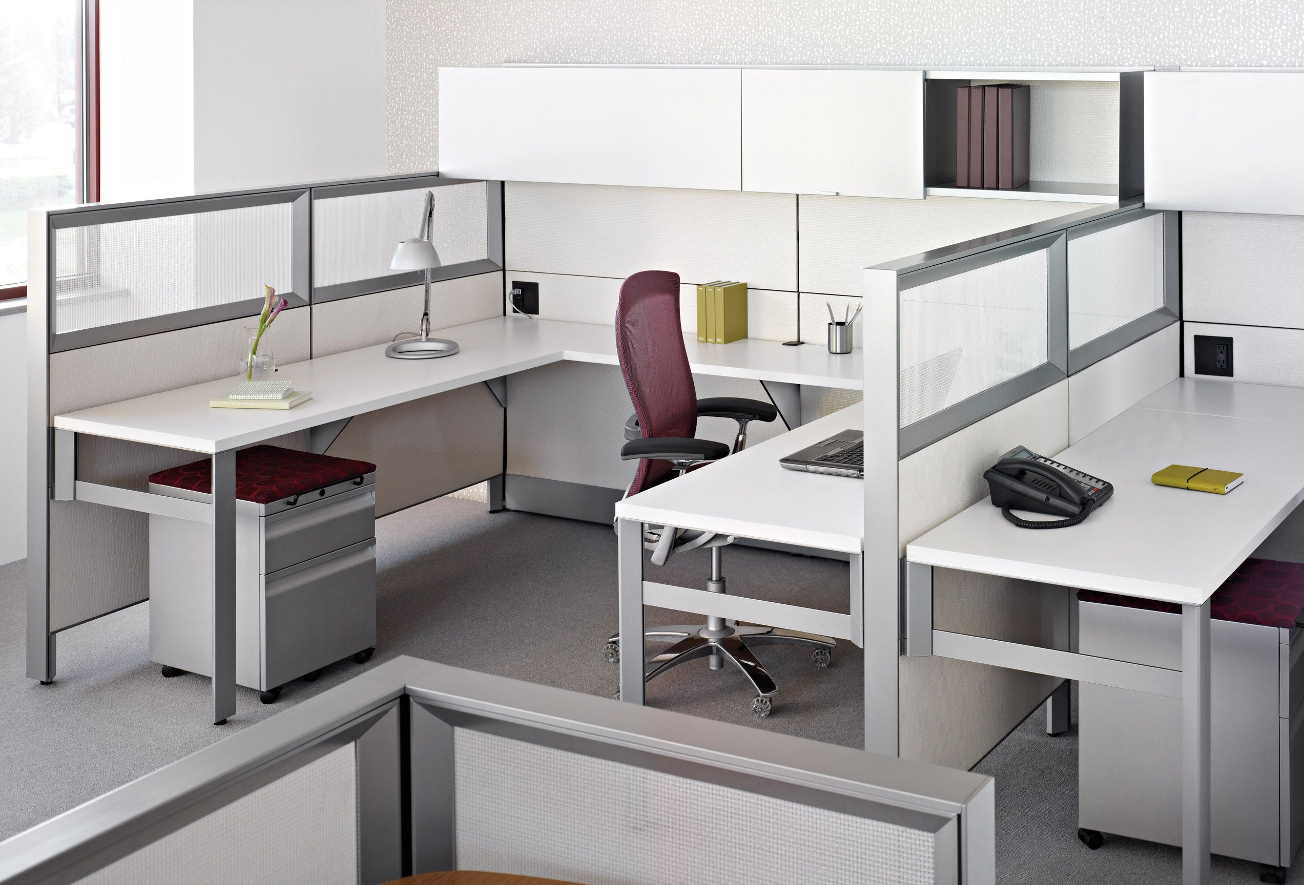 Beautiful Modular Office Furniture Manufacturers In Delhi