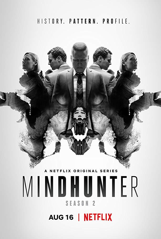 Mindhunter (2017) Tv series 2017, Netflix original