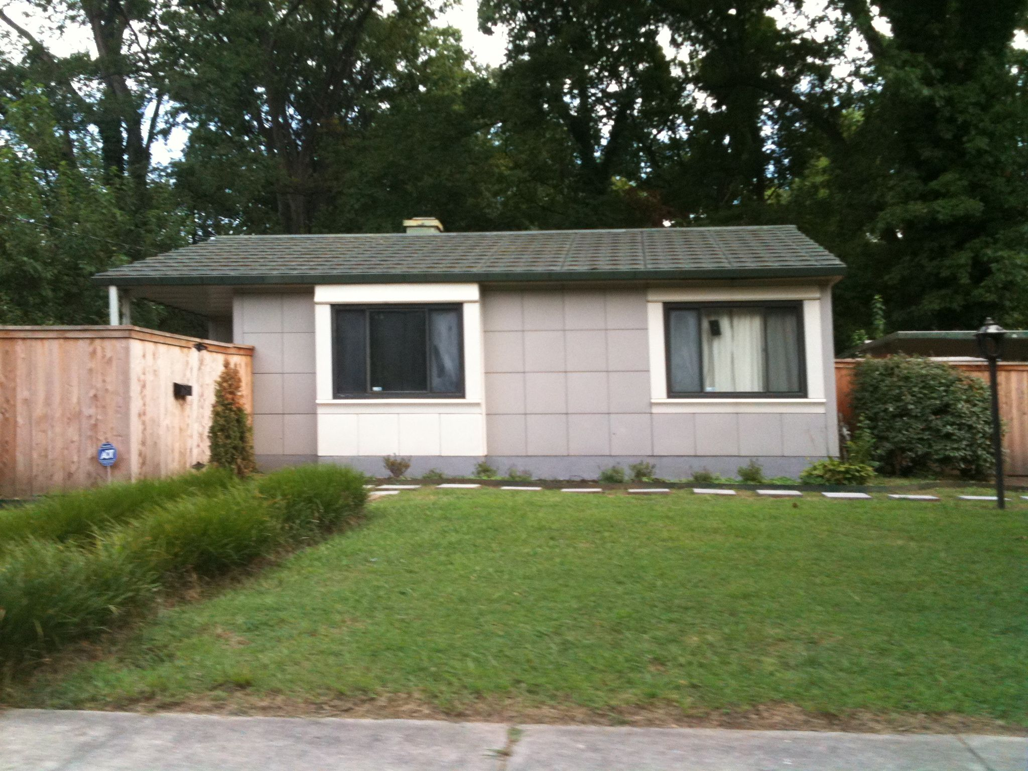 lustron home memphis tn just like ours pre siding 40s 50s