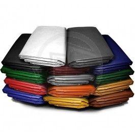 Custom Clear Vinyl Industrial Curtains Clear Vinyl Canvas Tarps Vinyl