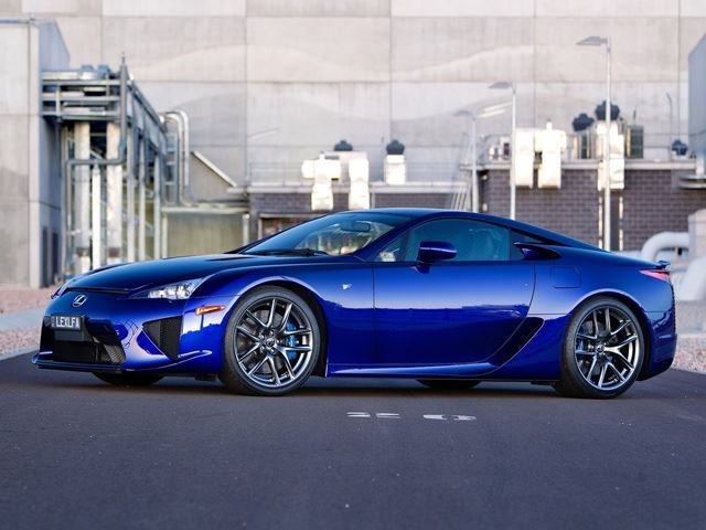 Can Anything Beat The Sound Of An Lfa Wailing Around The Track Lexus Lfa New Lexus Lexus