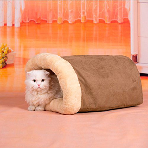 HOOPET® Ring Paper Pet Bed Cat's Favorite Nest Dog Bed 55 x 40 x 26cm Soft Comfy Cat Bed Cashmere Velvet Pet Nest Cattery-Brown Hoopet http://www.amazon.co.uk/dp/B013X07ZLU/ref=cm_sw_r_pi_dp_Huzuwb0NH8YDN
