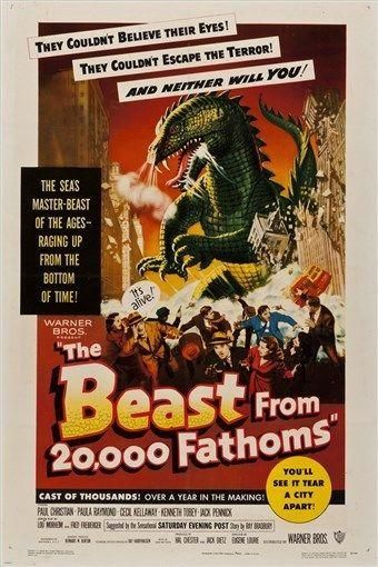 Download The Beast from 20,000 Fathoms Full-Movie Free