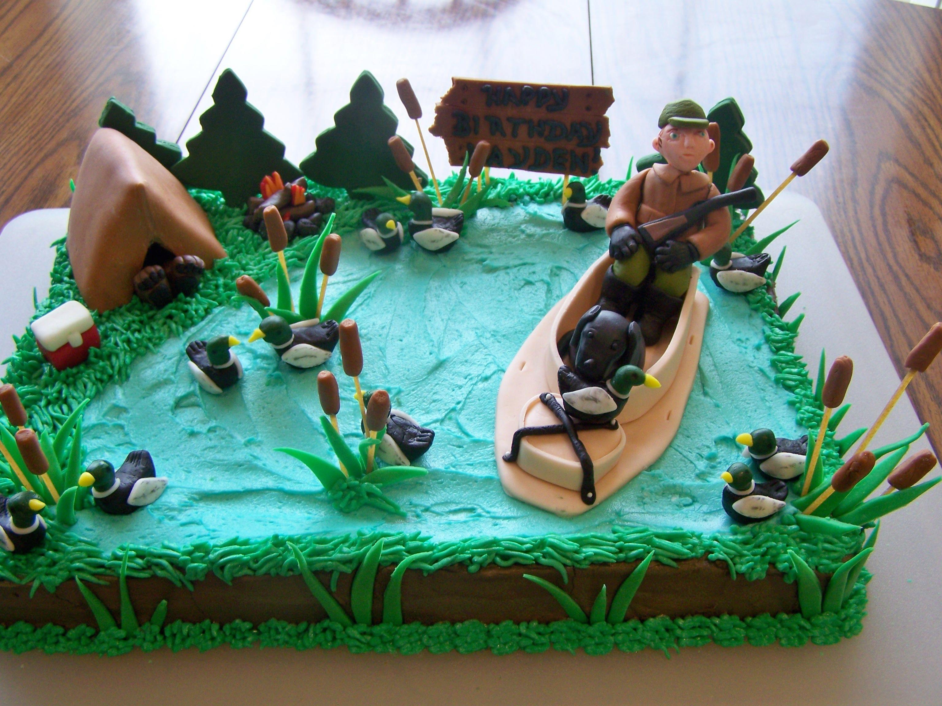 Hunting Cake Topper Kits Bing