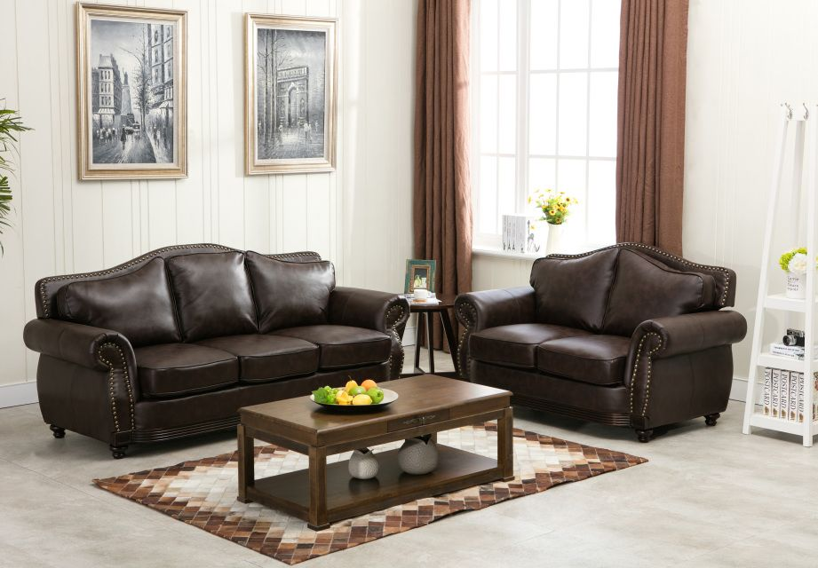 Give Your Home A Lavish Touch With This Sofa Set Standing On 4