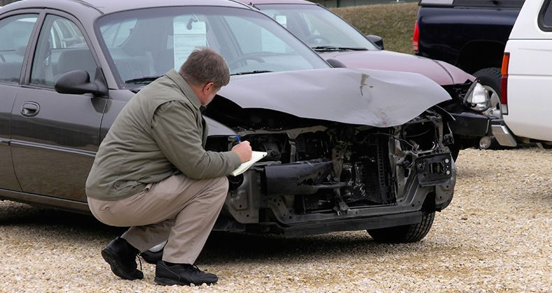 Confessions Of An Insurance Claims Adjuster Accident Insurance