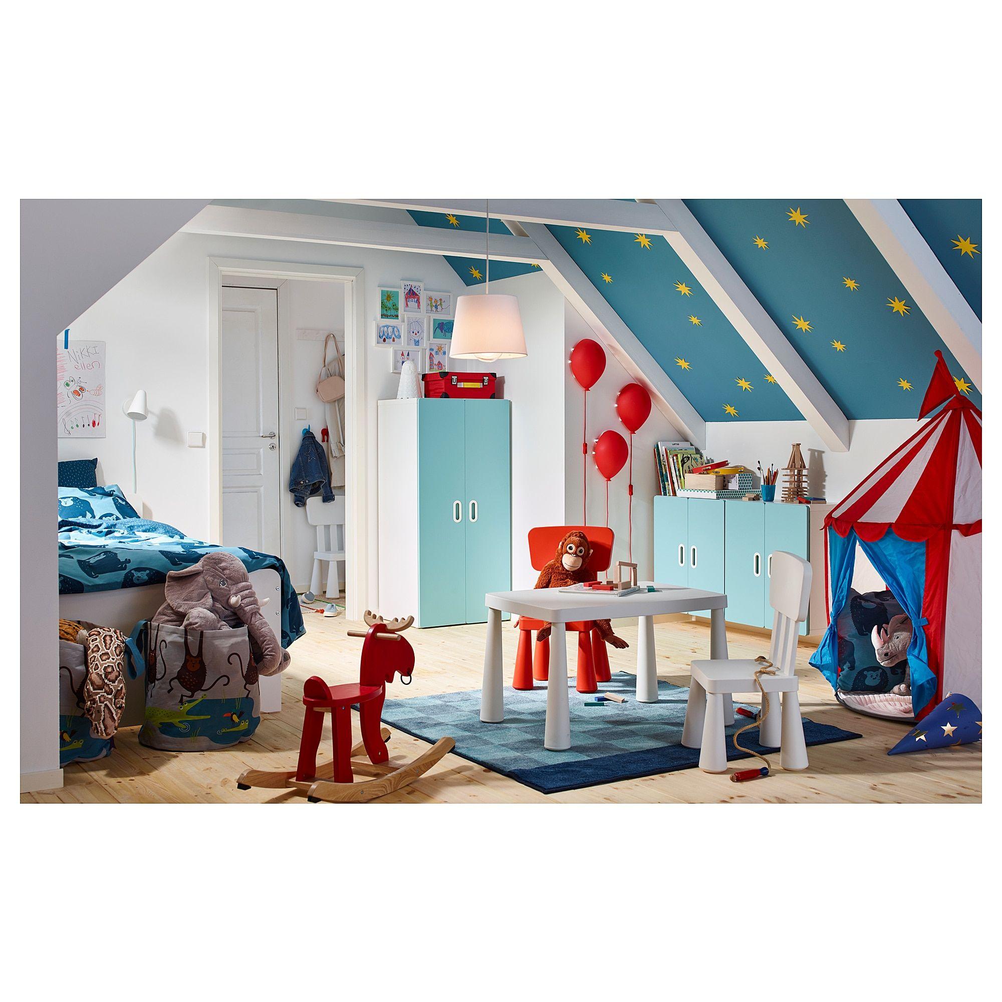 Mammut Kindertisch Drinnen Draussen Weiss Ikea Osterreich