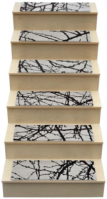 Best Liza Phillips Design Barberry Steps Stair Rugs Rugs 400 x 300