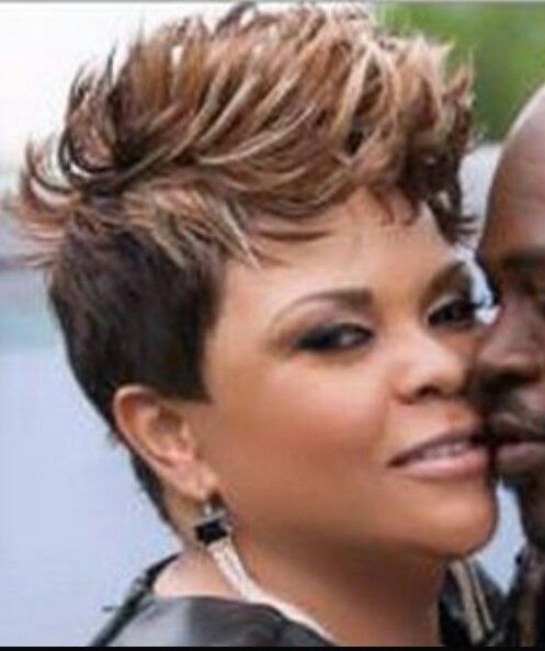 Hairstyle For Big Women | Tamela mann, Blondes and Srts