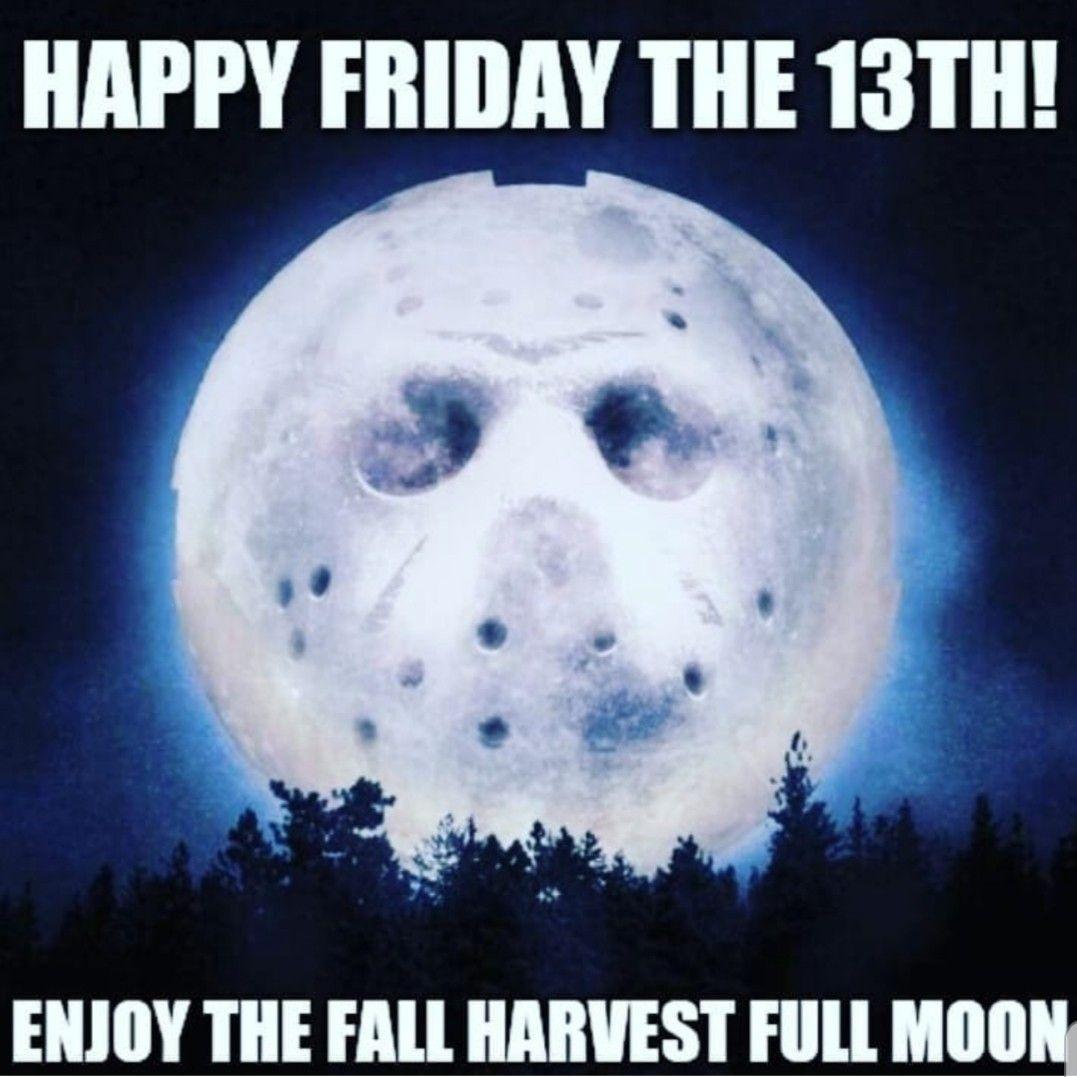 Full Moon Friday The 13th Meme