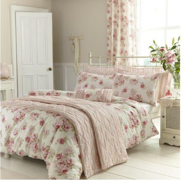 Vintage Schlafzimmer | Home Inspirations | Blumen ...