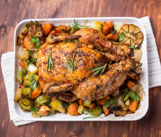 Herb roasted turkey with natural gravy holiday meals for diabetics herb roasted turkey with natural gravy holiday meals for diabetics eating healthyhealthy foodscatturkey forumfinder Images