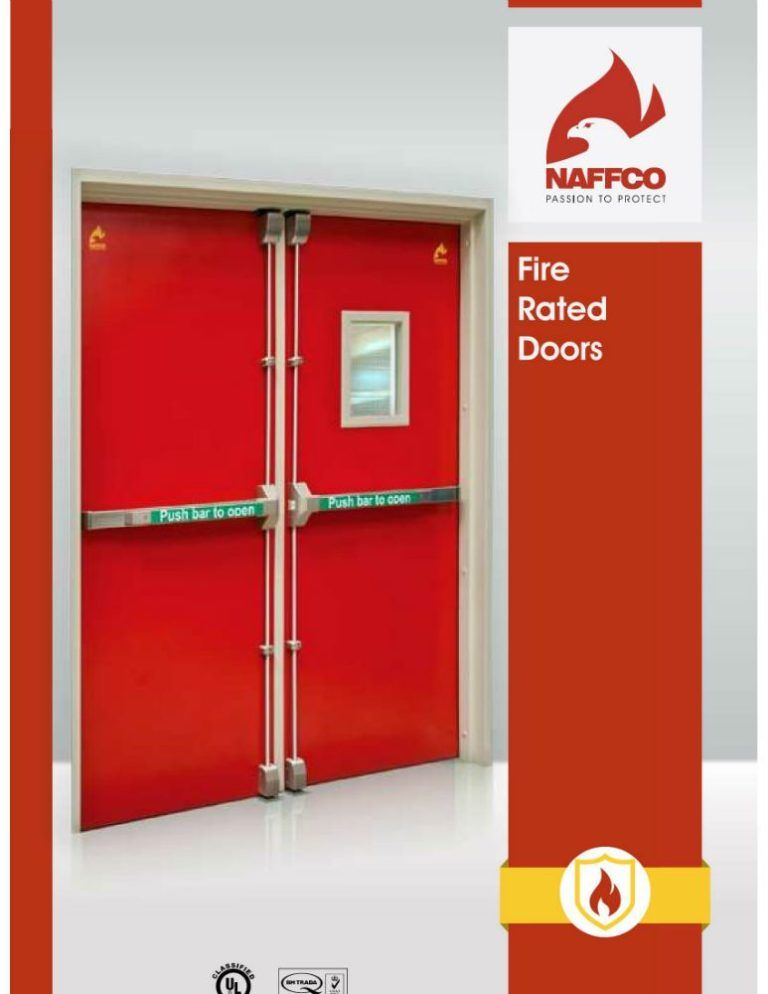 Steeldoors Fire Rated This Range Has Been Developed To Provide A
