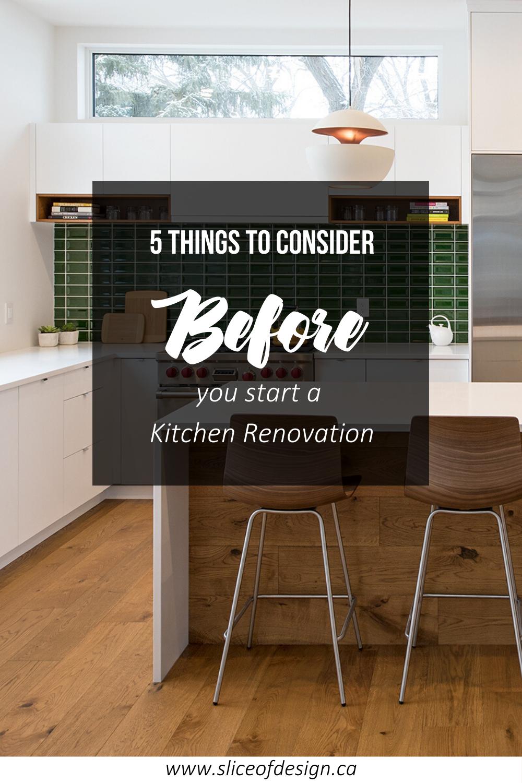 Photo of 5 cosas a considerar ANTES de comenzar una renovación – Rebanada de diseño