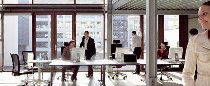 :: El 46% de los empleados a tiempo completo confían en su empresa ::