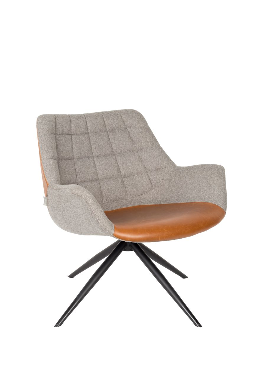 Doulton Lounge Chair Zuiver Chair Lounge Chair Lounge