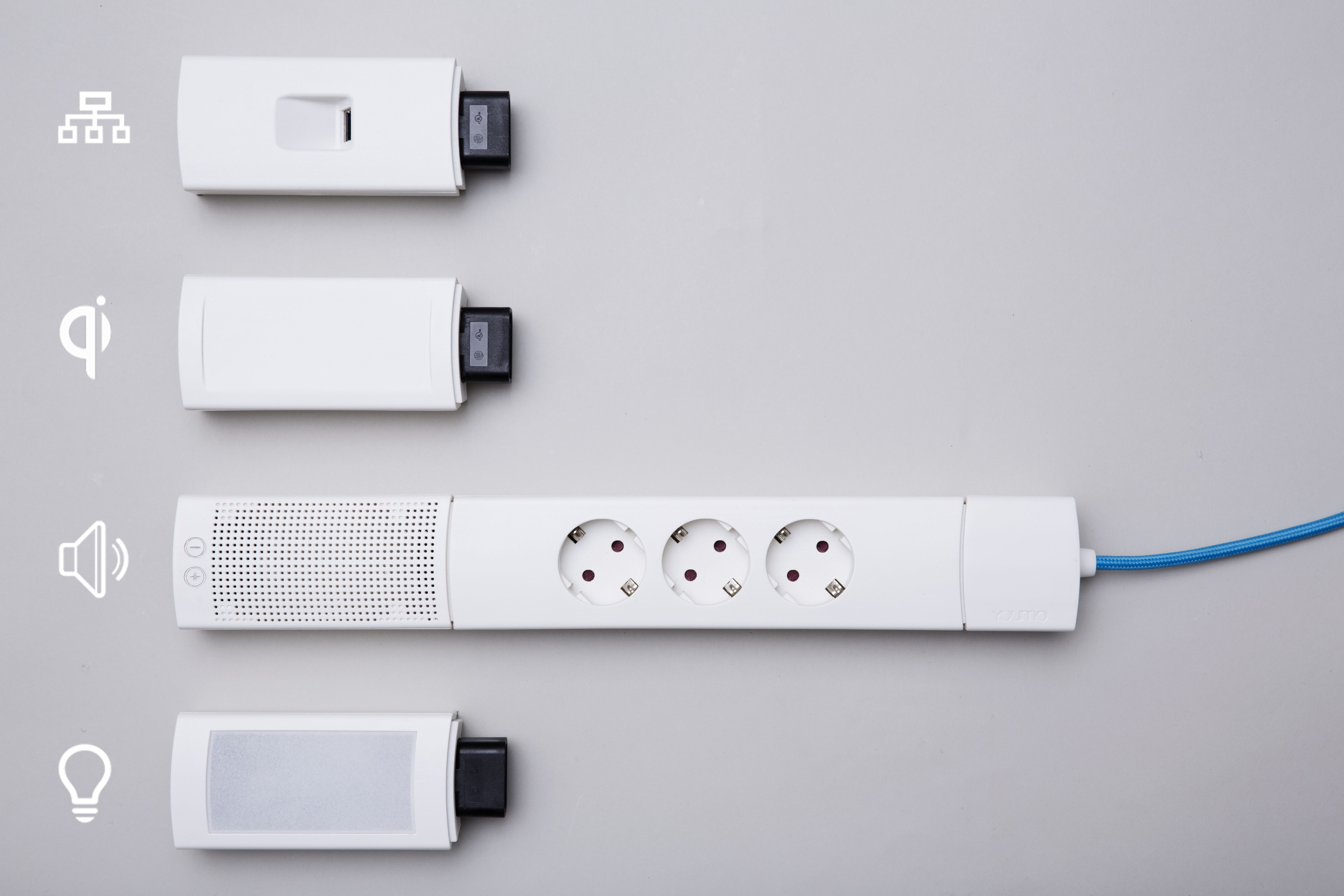 Cool Electrical Outlets A Power Strip That Multi Charges In Truly New Ways