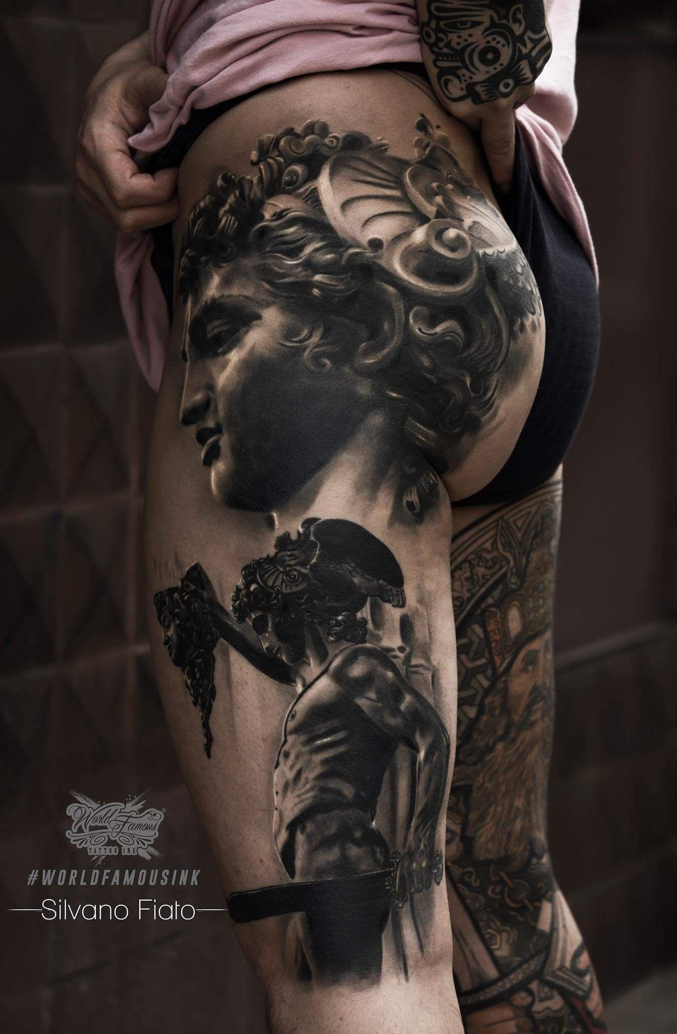 Image By Frank Roddy On Tattoo Artist Silvano Fiato World Famous