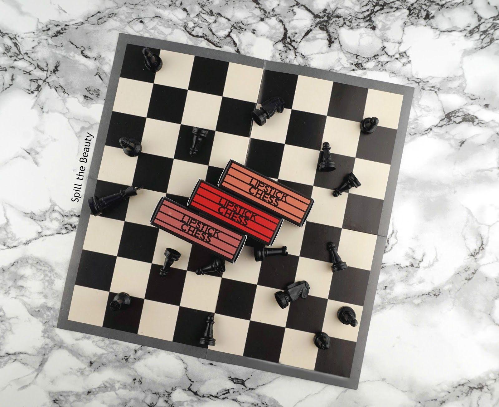Lipstick Chess Deep Plum Rook by Lipstick Queen #12