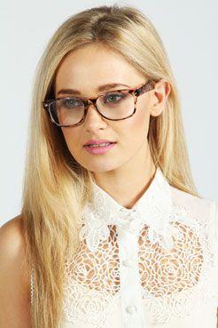 2a6310f05280 Sara Leopard Geek Chic Glasses at boohoo.com  10