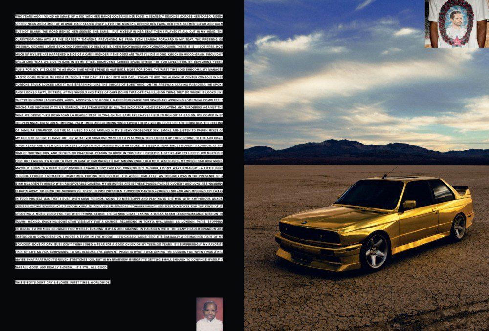 Frank Ocean Tumblr Magazine Note Lyrics Genius Lyrics Frank