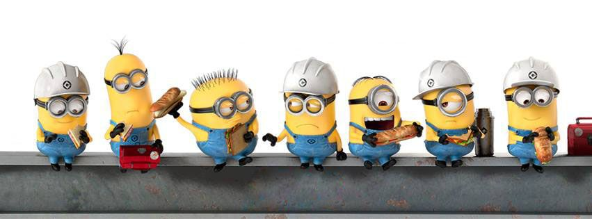 minions cover photo - Google Search | Funny facebook cover ...